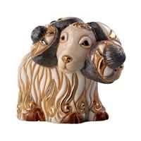 Керамическая фигурка  De Rosa Rinconada Баран Dr146f-92