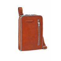 Мужская сумка из натуральной кожи на ремне Piquadro CA1933B2_AR