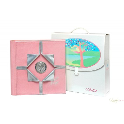 Детский фотоальбом I Nobili Prezioso розовый