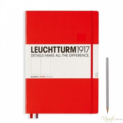 Блокнот Leuchtturm1917 Мастер Классик красный