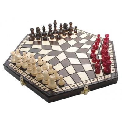 Шахматы Madon на троих 3163
