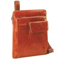 Мужская кожаная сумка на ремне Piquadro CA1815B2_AR