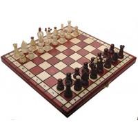 Шахматы Gniadek Королевские красные 101905