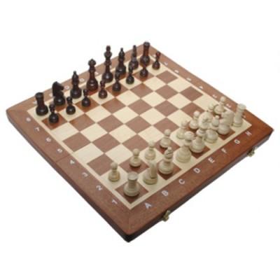 Шахматы Madon Intarsia турнирные №4 309704