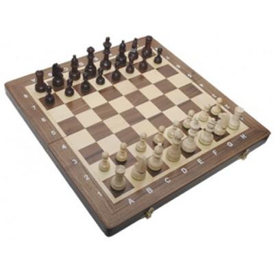 Шахматы Madon Intarsia турнирные №4 309715