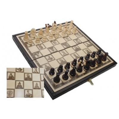 Шахматы Madon История России 313416