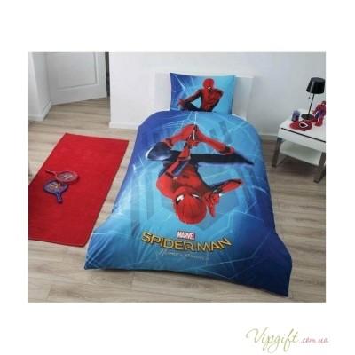 Постельное бельё TAC Disney SpiderMan Homecoming подростковое
