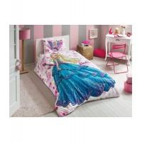 Постельное бельё TAC Barbie Princess Popstar
