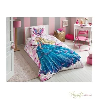 Постельное бельё TAC Disney Barbie Dream подростковое