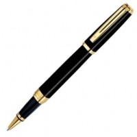 Ручка-роллер WATERMAN Ideal Black