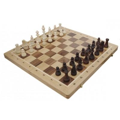 Шахматы Madon Intarsia турнирные №6