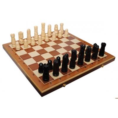 Шахматы Madon Large Castle Intarsia