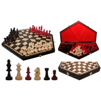 Шахматы Madon на троих 3162