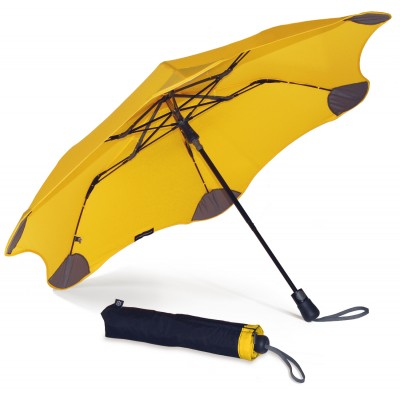 Зонт складной Blunt XS_Metro Yellow