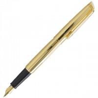 Перьевая ручка Waterman Hemisphere Golden Shine GT