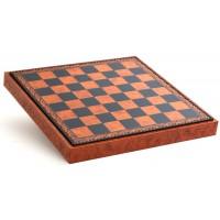 Шахматный бокс с доской Nigri Scacchi коричневый CD48