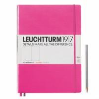 Блокнот Leuchtturm1917 Мастер Слим розовый