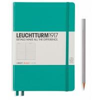 Записная книжка Leuchtturm1917 средняя изумруд