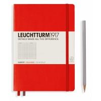 Блокнот Leuchtturm1917 средний красный