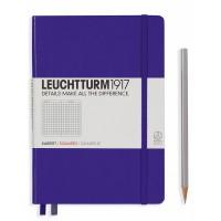 Блокнот Leuchtturm1917 средний пурпурный