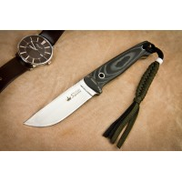 Нож Kizlyar Supreme туристический Nikki AUS-8 Polished