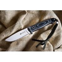 Нож Kizlyar Supreme туристический Santi AUS-8 Black