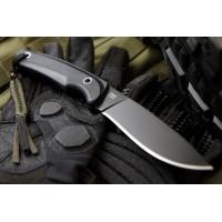 Нож Kizlyar Supreme туристический Savage D2 Black