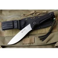 Нож Kizlyar Supreme туристический Savage AUS-8 Satin