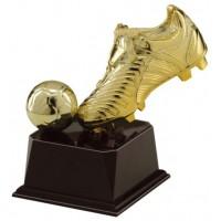 Статуэтка Astra Argenti Бутса золотая с мячом