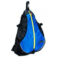 Рюкзак на одно плечо Onepolar W1305-blue