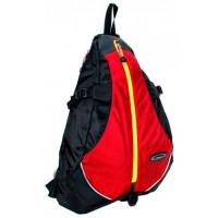 Рюкзак на одно плечо Onepolar W1305-red