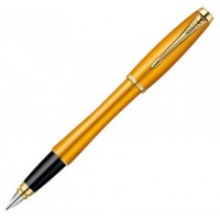 Ручка-роллер Parker Urban Premium Mandarin Yellow 21 212Y