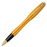 Ручка-роллер Parker Urban Premium Mandarin Yellow 21 222Y