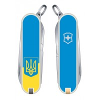 Складной нож Victorinox Classic SD Ukraine Vx06223.7R2.149.154