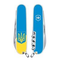 Складной нож Victorinox Climber Ukraine Vx13703.7R2.151.155