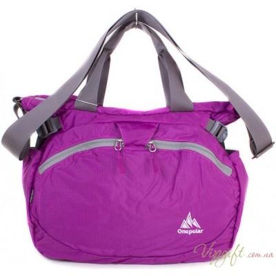 55e07607d28f Спортивная сумка Onepolar W5220-violet, купить Спортивная сумка ...