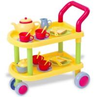 Набор для чаепития с тележкой Playgo
