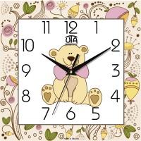 Детские настенные часы UTA CH-009