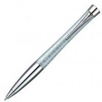 Шариковая ручка Parker Urban Premium Silver-Blue 21 232SB