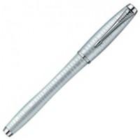 Ручка-роллер Parker Urban Premium Silver-Blue 21 222SB