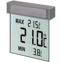 Термометр TFA оконный цифровой Vision