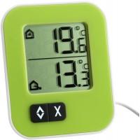 Термометр TFA цифровой Moxx зеленый