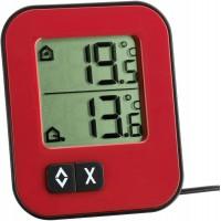 Термометр TFA цифровой Moxx красный