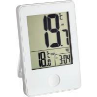 Термометр TFA цифровой Pop белый
