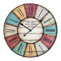 Часы настенные TFA Vintage XXL античный стиль