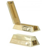 Машинка для набивки сигарет Золотой слиток