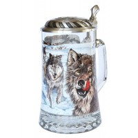 Бокал для пива Artina Волк-2