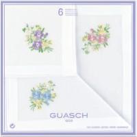 Женские носовые платки Guasch 6 шт. 58150 - 77