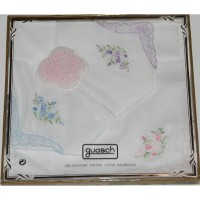Женские носовые платки Guasch Tahiti-01 3 шт.