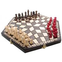 Шахматы Madon на троих 3164